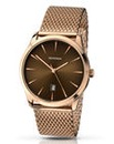 Sekonda Gents Rose-tone Watch