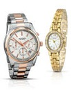 Sekonda His and Hers Bracelet Watch Set