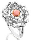 Clogau Tudor Rose Ring