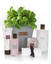 Plant Pot Bath Gift Set