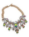 Genie Iridescent Statement Necklace