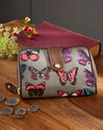 Butterfly Print Purse