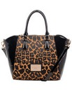 Smith & Canova Twin Strap Tote Style Bag