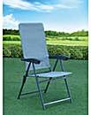 Quest Traveller Tenby Folding Chair in G