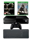 Xbox One Console With Keyboard Bundle
