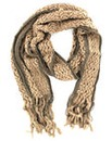 Long Knitted scarf