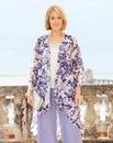 Nightingales Chiffon Kimono