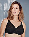 Fantasie Belle Full Cup Wired Black Bra