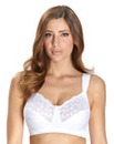 Glamorise Soft Shoulders Non Wired Bra