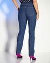 TRULY WOW Slim Leg Jeans Length 30in