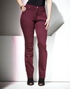 TRULY WOW Coloured Slim Leg Jeans Reg