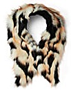 Mixed Fur Stole