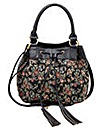 Joe Browns Funky Tapestry Shoulder Bag