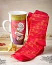 Me To You Latte Mug & Socks Set