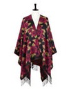 Joe Browns Floral Wrap Cape