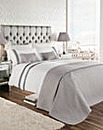 Harbour Stripe Percale Duvet Set
