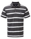 Tog24 Wilson Stripe Mens Polo Shirt