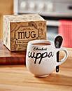 Personalised Cuppa Mug & Spoon