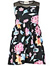 Sienna Couture Printed Skater