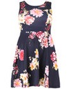 Sienna Couture Floral Skater