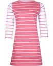 Brakeburn 3/4 Stripe Pocket Dress