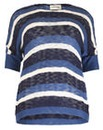 Sienna Couture Striped Jumper
