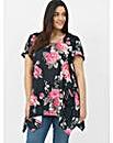 Koko Floral Print Tunic