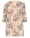 Sienna Couture Floral Shirt Dress