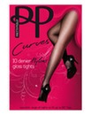 Curves Nylons Tight with back panel