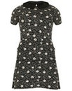 Samya Short Sleeve Collared Dress