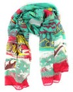 Africa Print Scarf