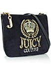 Juicy Couture Crown Crossbody