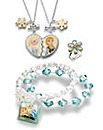 Disney Frozen Necklace, Bracelet & Ring