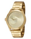 Puma Gents Gold Tone Bracelet Watch