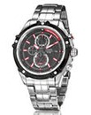 Pulsar Stainless Steel Chronograph Watch