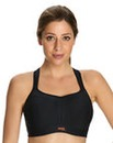 Panache Black Wired Sports Bra