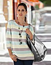 Together Stripe Jumper