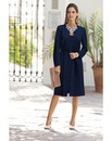 Together Petite Applique Trim Jacket