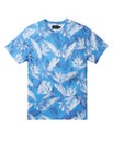 Label J Bold All Over Floral Tee Regular