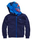 Puma Fun Superman Hooded Jacket