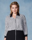 Grazia Stripe Shirt