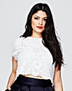 Coast Clena Lace Top