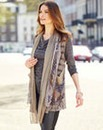 Mixed Texture Cardigan