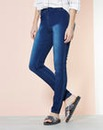 Denim Look Leggings - Regular