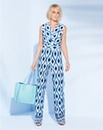 Nightingales Printed Jumpsuit
