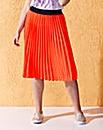Sunray Pleat Skirt