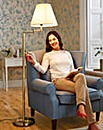 Touch Swing Arm Floor Lamp