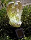 Solar Memorial Angel