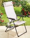6 Position Foldaway Chair
