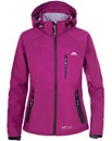 Trespass Bela - Female Softhsell Jacket